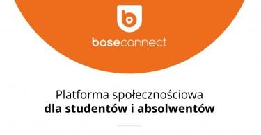 BaseConnect - serwis społecznościowy