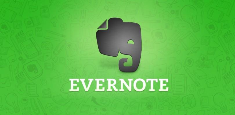 Evernote - notatnik online